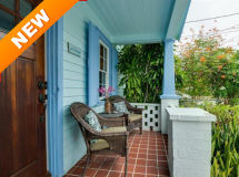Duplex 1214 Packer Street Key West Florida  33040-3265
