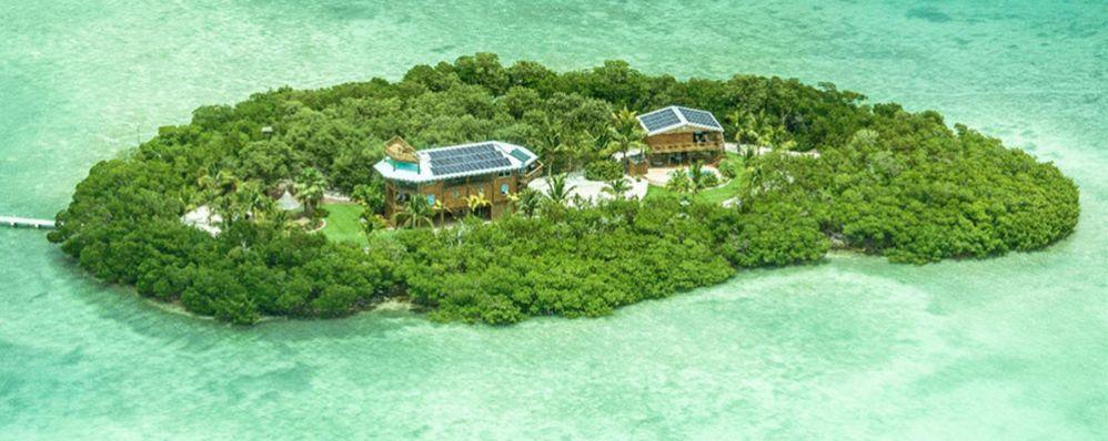 $6,900,000</br> Private Island